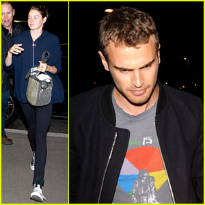 Shailene Woodley & Theo James Will Present at MTV's Woodie Awards