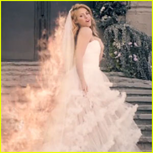 Shakira Is On Fire as a Runaway Bride in 'Empire' Music Video - Watch Now!
