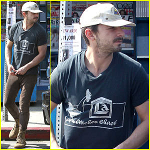 Shia LaBeouf Not Attending 'Nymphomaniac' New York Premiere