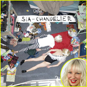 Sia's Catchy 'Chandelier': JJ Music Monday!
