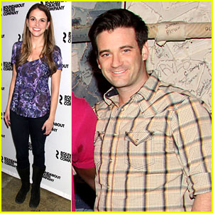 Sutton Foster & Colin Donnell Preview Broadway Musical 'Violet'!