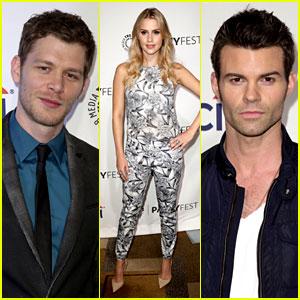 'The Originals' Cast Attends PaleyFest Panel After Claire Holt's Shocking Exit!