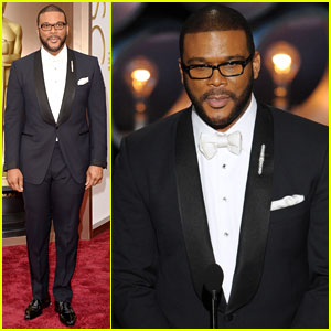 Tyler Perry - Oscars 2014 Red Carpet