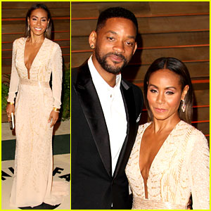 Will & Jada Pinkett Smith Change Clothes for Oscars Party 2014!