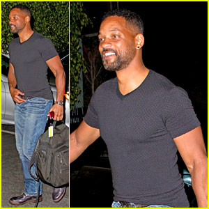 Will Smith is Looking Buff as Can Be These Days!