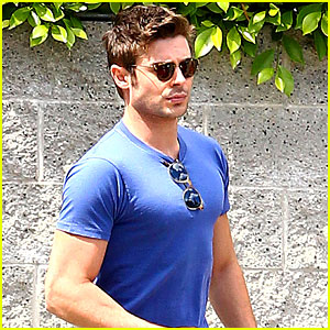 Zac Efron Still Looking Hot Despite Being Attacked Last Week