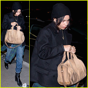 Zoe Kravitz: There's More Important Things Than Who I'm Dating!