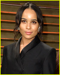 Zoe Kravitz Once Stumbled Upon Ashton Kutcher Making Eggs in Her Kitchen!