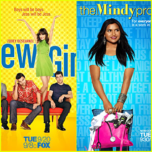 Zooey Deschanel's 'New Girl' & Mindy Kaling's 'Mindy Project' Get Early Renewals From Fox!