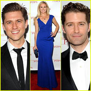 Aaron Tveit & Matthew Morrison Headline a 'Hairspray' Reunion at Carnegie Hall!