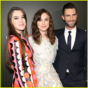 Adam Levine & Keira Knightley Tell Us to 'Begin Again' at Tribeca Film Fest!