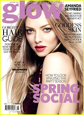 Amanda Seyfried Discusses Being Givenchy's New Muse!
