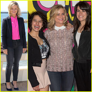 Amy Poehler Explains Broad City's Appeal: 'Young People are Very Savvy Now'