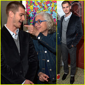 Andrew Garfield Helps Raise Over $10,000 for Worldwide Orphans at 'Spider-Man 2' Screening!