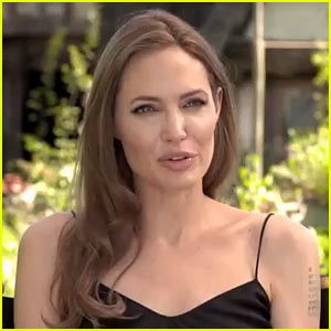 Angelina Jolie Says 'Maleficent' Will Be Very Different From What Everyone Expects!