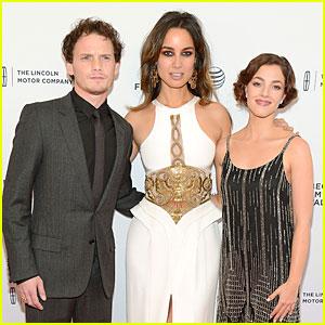 Anton Yelchin & Berenice Marlohe Premiere '5 to 7' to Tribeca Film Festival!