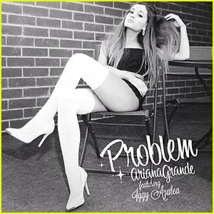Ariana Grande's 'Problem' Feat. Iggy Azalea Full Song & Lyrics - Listen Now!