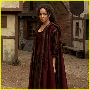 Ashley Madekwe Gets Witchy in Exclusive New 'Salem' Still!