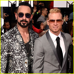 Backstreet Boys WIN Best Musical Moment at MTV Movie Awards 2014!