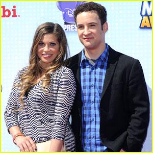 It's Cory & Topanga! Ben Savage & Danielle Fishel Attend the Radio Disney Music Awards 2014