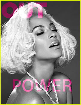 Beyonce Graces the Cover of Out Magazine, Explains 'Women Should Own Their Sexuality'