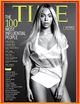 Beyonce Covers Time's 100 Most Influential People Issue - Find Out Who Else Made the List!