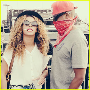 Beyonce Shares Her Personal Coachella 2014 Photos!