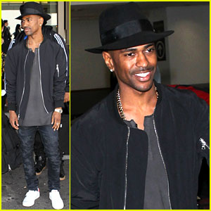 Big Sean Steps Out for First Time After Split from Naya Rivera