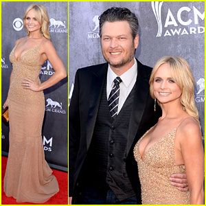 Blake Shelton & Miranda Lambert Are Country's Hottest Couple at ACM Awards 2014!
