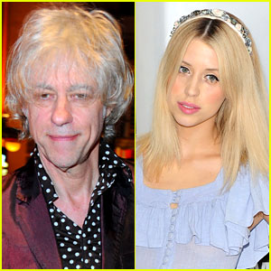 Bob Geldof Releases Statement on Daughter Peaches' Death