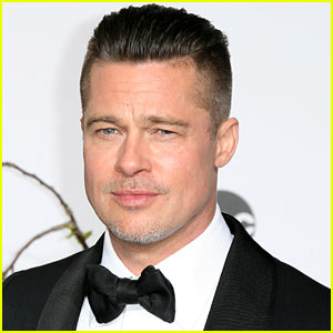 Brad Pitt Eying New World War II Romantic Thriller!