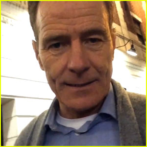 Bryan Cranston Brings Back Walter White to Help Kid Ask Girl to Prom (Video)