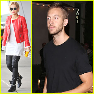 Calvin Harris Previews Small Sample of Rita Ora's New Single - Listen Now!