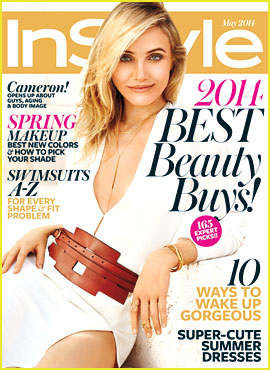 Cameron Diaz to 'InStyle': No One is Naturally Monogamous