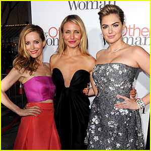 Cameron Diaz, Kate Upton, & Leslie Mann Make It Impossible to Look at Any 'Other Woman'!