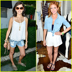 Brittany Snow Coachella 2014 – GUESS Hotel at the Viceroy in
