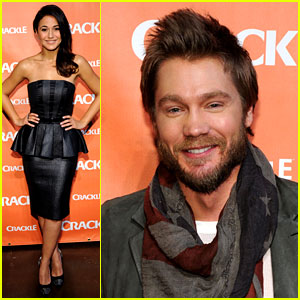 Chad Michael Murray: 'If You Hit a Dog, Then You're the B-tch'