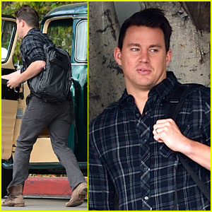 Channing Tatum Reveals New Details on 'Magic Mike XXL'!