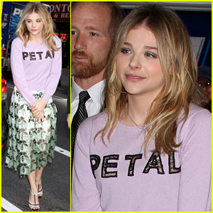 Chloe Moretz Wants You to Feel Something When You See 'If I Stay'