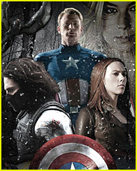 Chris Evans' 'Captain America 2' Dominates Friday's Box Office!