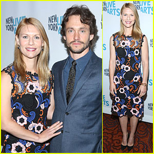Claire Danes & Hugh Dancy Are Picture Perfect at New York Live Arts Gala!