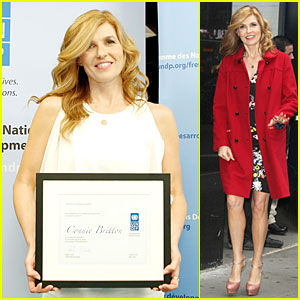 Connie Britton Will Definitely Make a Difference as UNDP Goodwill Ambassador!