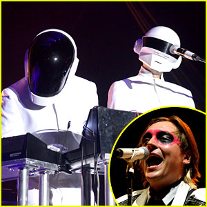 Arcade Fire Daft Punks the Coachella Crowd - Watch Now!