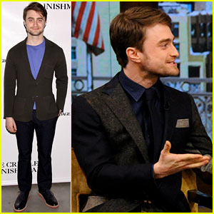 Daniel Radcliffe's Return to Broadway in 'Cripple of Inishmaan' Is Drawing Closer & We're So Excited!