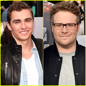 Dave Franco & Seth Rogen: 'Neighbors' Duo at MTV Movie Awards 2014!