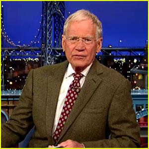 Watch David Letterman's Full 10 Minute Retirement Speech Here!