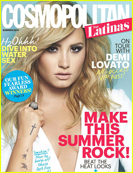 Demi Lovato: There's More to Life Than Doing Drugs & Getting Sh-t Faced