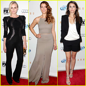 Diane Kruger, Kate Walsh, & Keri Russell Bring Glam Power to FX Upfront Screening!