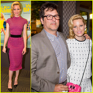 Elizabeth Banks Attends Screening for 'Walk of Shame', Wears Two Dresses!