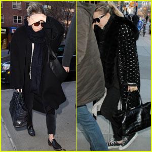 Elizabeth Olsen Copies Mary-Kate & Ashley's Style 'Like the Rest of the World'!